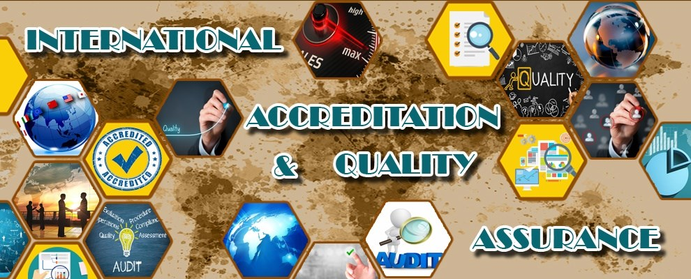 International Accreditation and Quality Assurance